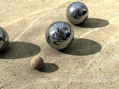 Where to hold pétanque events?