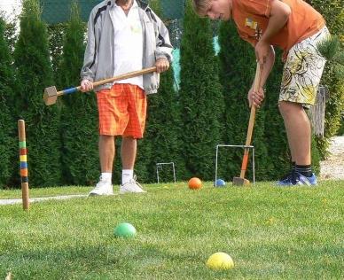 Croquet - Kroket