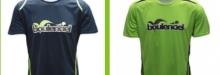 T-Shirts Boulenciel - mikrovlákno