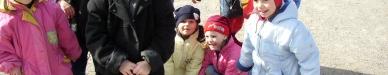 Děti a senioři