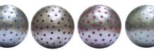 """Koule """"IRIS"""" - originální barevné rozlišení"""